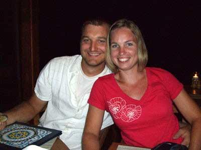 Chris and Michelle Anderson